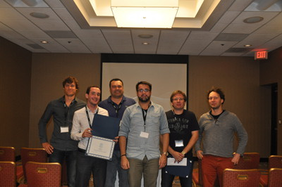 Organizers and winners